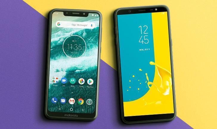 Motorola One vs Galaxy J8: qual é o melhor celular intermediário?