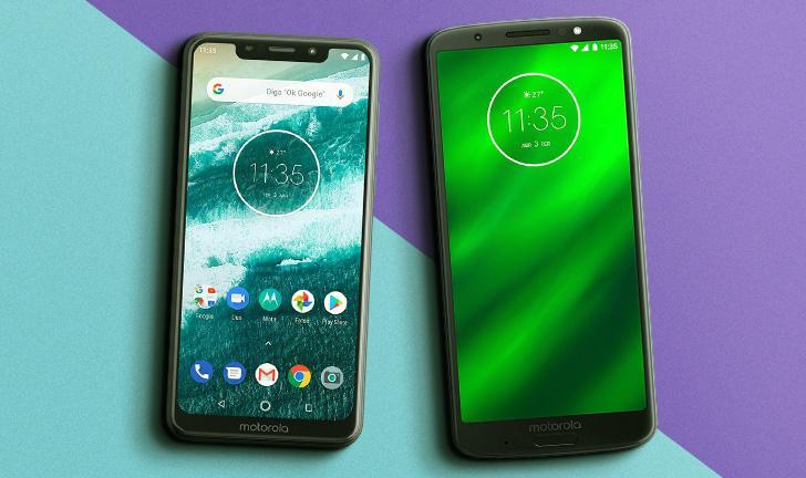 7ff6d0b04 Motorola One vs Moto G6 Plus  Qual celular tem a melhor ficha técnica