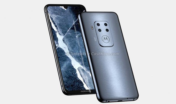 Motorola pode lançar celular com câmera quádrupla e sensor de 48 MP em 2019
