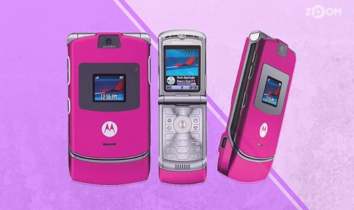 Motorola RAZR V3 pode voltar em 2019 com tela dobrável