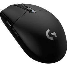 Mouse Gamer Laser sem Fio USB G305 - Logitech