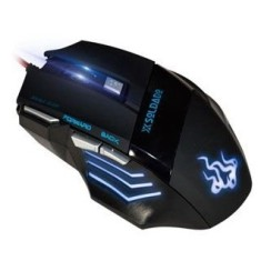 Mouse Gamer Óptico USB GM700 - Infokit