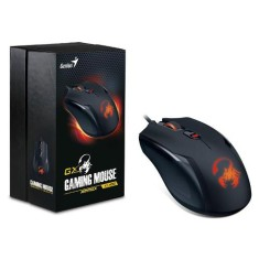Mouse Óptico Gamer USB Ammox X1-400 - Genius