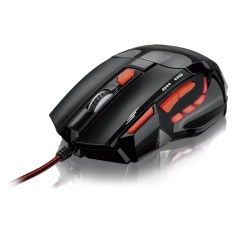 Mouse Óptico Gamer USB Firemouse MO236 - Multilaser
