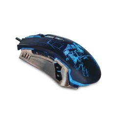 Foto Mouse Óptico Gamer USB Scorpion G906 - Marvo