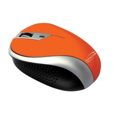 Foto Mouse Óptico Notebook sem Fio Wave MO11 - New Link