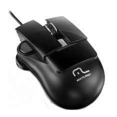 Foto Mouse Óptico Notebook USB MO190 - Multilaser