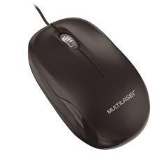Mouse Óptico USB MO255 - Multilaser