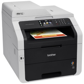Foto Multifuncional Brother MFC-9330CDW Laser Colorida Sem Fio