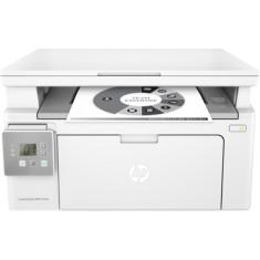 Multifuncional HP Laserjet Ultra M134A Laser Preto e Branco