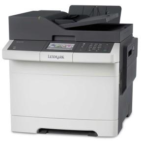 Multifuncional Lexmark CX410DE Laser Colorida Sem Fio