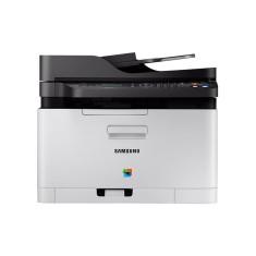 Multifuncional Samsung Xpress SL-C480 FW Laser Colorida Sem Fio