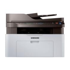 Multifuncional Samsung Xpress SL-M2070FW Laser Preto e Branco Sem Fio