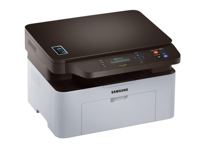38ab4490a2a40 Multifuncional Laser Samsung SL-M2070W Sem Fio