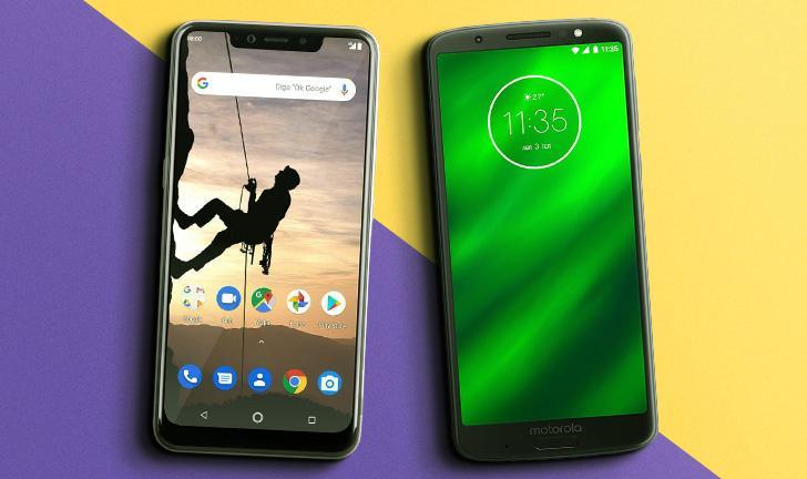 Multilaser MS80x vs Moto G6 Plus: veja qual celular vale mais a pena comprar
