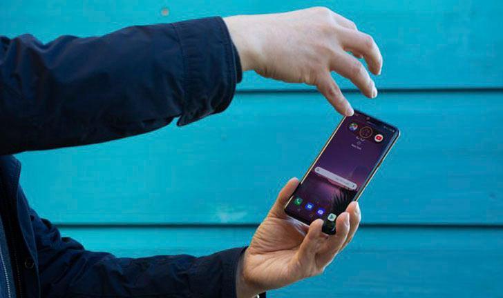 MWC 2019: LG G8 é lançado com reconhecimento de veias da mão