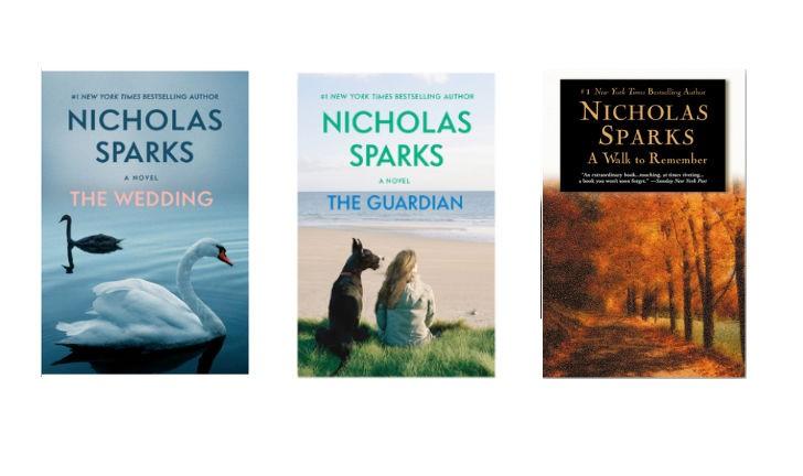 Nicholas Sparks: conheça 13 livros do autor de Diário de Uma Paixão