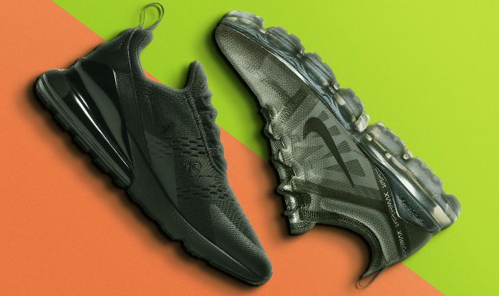Nike Air Max 270 x Nike Air VaporMax: qual o melhor tênis da Nike neste duelo?