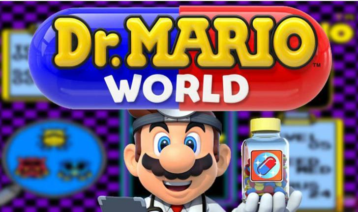 Nintendo anuncia jogo Dr. Mario para Android e iOS