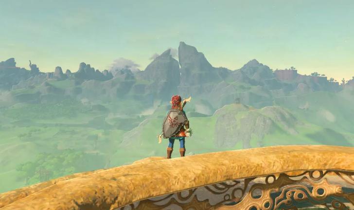 Nintendo apresenta sequência de Legend of Zelda: Breath of the Wild