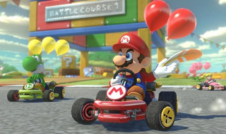 Nintendo divulga jogos mais vendidos para Switch