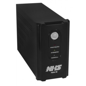 Nobreak Mini III 700VA Entrada 127V - NHS
