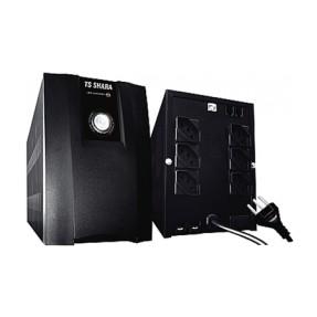 Nobreak UPS Compact Pro 1400VA Tensão de Entrada 115V Tensão de Entrada 220V - TS Shara