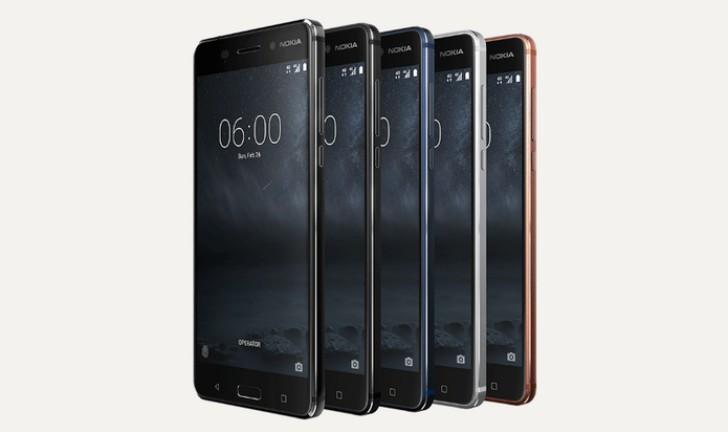 Nokia 6, Nokia 5, Nokia 3 e Nokia 3310: conheça os lançamentos da marca