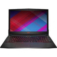 """Notebook 2AM E500 Intel Core i5 8300H 15,6"""" 8GB HD 1 TB GeForce GTX 1050 8ª Geração"""