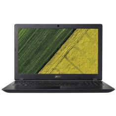 """Notebook Acer A315-21-9438 AMD A9 9420 15,6"""" 8GB HD 1 TB Windows 10"""