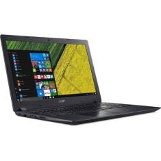 "Foto Notebook Acer A315-51-347W Intel Core i3 6006U 15,6"" 4GB HD 500 GB Windows 10 6ª Geração"