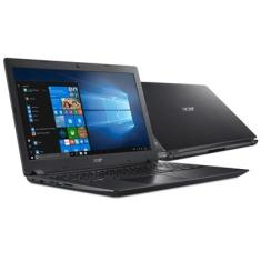 "Foto Notebook Acer A315-51-30V4 Intel Core i3 8130U 15,6"" 4GB HD 1 TB Windows 10 8ª Geração"