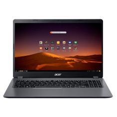 """Notebook Acer Aspire 3 Intel Core i5 1035G1 10ª Geração 4GB de RAM SSD 256 GB 15,6"""" Endless OS A315-56-569F"""