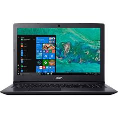 "Foto Notebook Acer A315-53-C6CS Intel Core i5 8250U 15,6"" 4GB HD 1 TB Windows 10 8ª Geração 