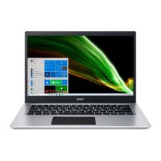 """Notebook Acer Aspire 5 Intel Core i3 1005G1 10ª Geração 4GB de RAM SSD 128 GB 14"""" Windows 10 A514-53-32LB"""