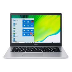"""Notebook Acer Aspire 5 Intel Core i3 1005G1 10ª Geração 8GB de RAM SSD 512 GB 14"""" Windows 10 A514-53-339S"""