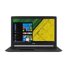 "Foto Notebook Acer A515-51-3509 Intel Core i3 7100U 15,6"" 8GB HD 1 TB Windows 10 7ª Geração"