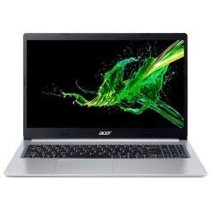 """Notebook Acer Aspire 5 Intel Core i5 10210U 10ª Geração 4GB de RAM SSD 256 GB 15,6"""" Full HD Linux A515-54-557C"""