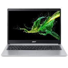 """Notebook Acer Aspire 5 Intel Core i5 10210U 10ª Geração 8GB de RAM SSD 512 GB 15,6"""" GeForce MX250 Windows 10 A515-54G-59C0"""