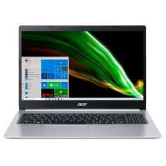 "Notebook Acer Aspire 5 Intel Core i5 1035G1 10ª Geração 8GB de RAM SSD 256 GB 15,6"" Full HD GeForce MX350 Windows 10 A515-55G-588G"
