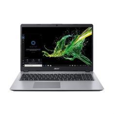 "Notebook Acer Aspire 5 Intel Core i5 8265U 8ª Geração 8GB de RAM SSD 256 GB 15,6"" GeForce MX130 Windows 10 A515-52G-56UJ"