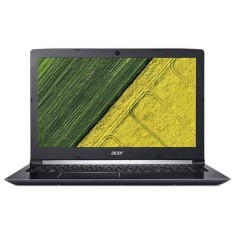 "Foto Notebook Acer A515-51-75UY Intel Core i7 7500U 15,6"" 8GB HD 1 TB 7ª Geração Aspire"