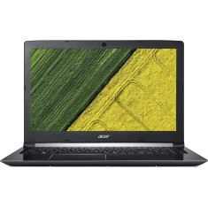 "Notebook Acer A515-51G72DB Intel Core i7 7500U 15,6"" 8GB HD 1 TB GeForce 940MX Windows 10"