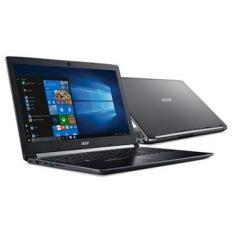 "Foto Notebook Acer A515-51-75RV Intel Core i7 7500U 15,6"" 8GB HD 1 TB Windows 10 7ª Geração"