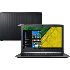 "Notebook Acer A515-51-C0ZG Intel Core i7 8550U 15,6"" 8GB HD 1 TB Linux 8ª Geração"