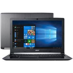 "Notebook Acer A515-51-C2TQ Intel Core i7 8550U 15,6"" 8GB HD 1 TB Windows 10 8ª Geração"