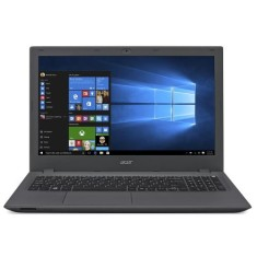 "Foto Notebook Acer E5-573-32GW Intel Core i3 5015U 15,6"" 4GB HD 500 GB Windows 10 5ª Geração"
