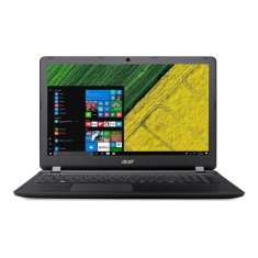"Foto Notebook Acer Aspire ES1-572-51NJ Intel Core i5 7200U 15,6"" 4GB HD 1 TB Windows 10 7ª Geração"