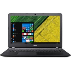 "Foto Notebook Acer Es1-572-51nj Intel Core i5 7200U 15,6"" 4GB HD 1 TB Windows 10 7ª Geração"