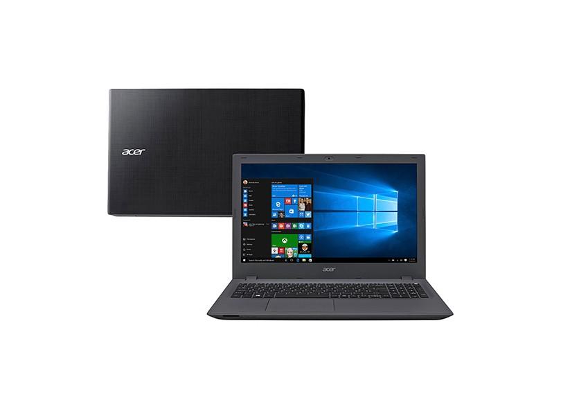 d93a9cb00 Notebook Acer Aspire E5 Intel Core i5 6200U 6ª Geração 15